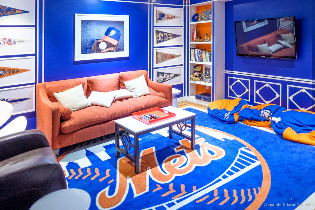 Ronald McDonald House - The Mets Room